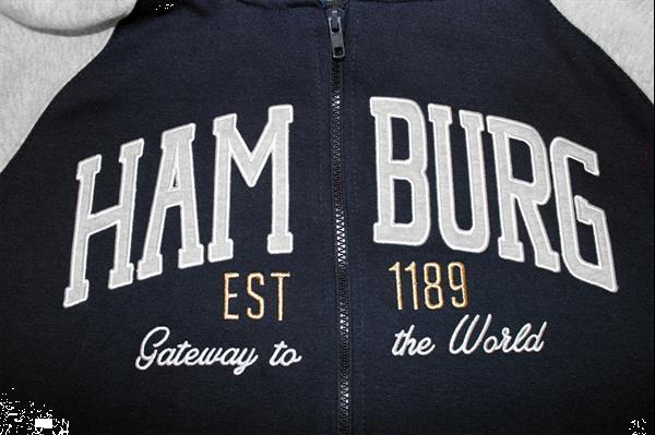 Grote foto fox originals kapuzenjacke hamburg gr e m kleding heren truien en vesten