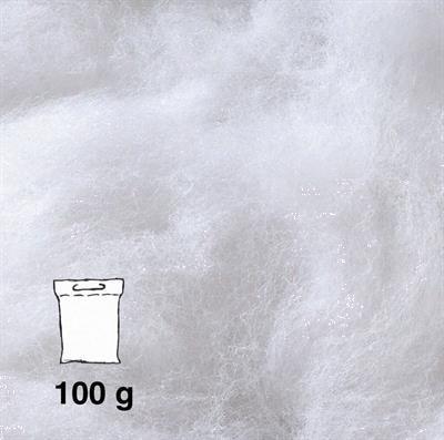 Grote foto ebi filterwatten wit 100 gr dieren en toebehoren vissenkommen