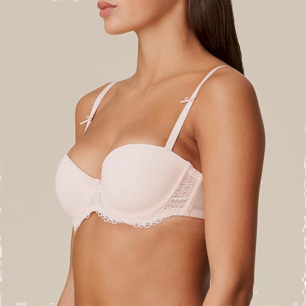 Grote foto dolores strapless bh 808 kleding dames ondergoed