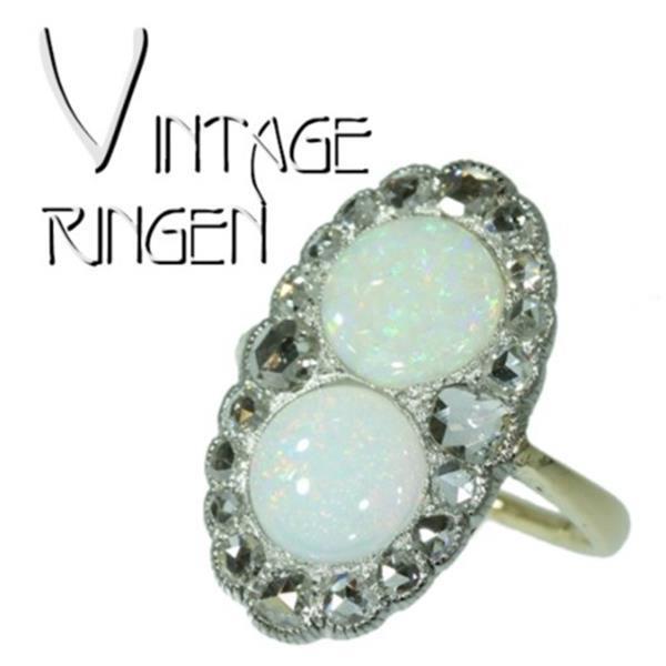 Grote foto vintage verlovingsringen te koop sieraden tassen en uiterlijk juwelen voor haar