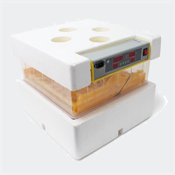 Grote foto broedmachine kweekmachine geel 112 eieren met kijkvensters dieren en toebehoren vee en pluimvee accessoires
