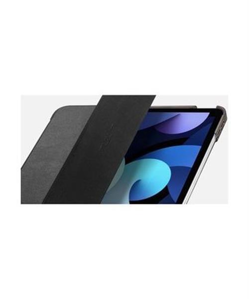 Grote foto spigen smart fold hoesje apple ipad air 4 2020 zwart computers en software tablets apple ipad