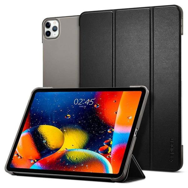 Grote foto spigen smart fold apple ipad pro 11 2020 case zwart computers en software tablets apple ipad