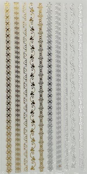 Grote foto korneliya 3d nail jewels xl xl10 lace lines diensten en vakmensen workshops