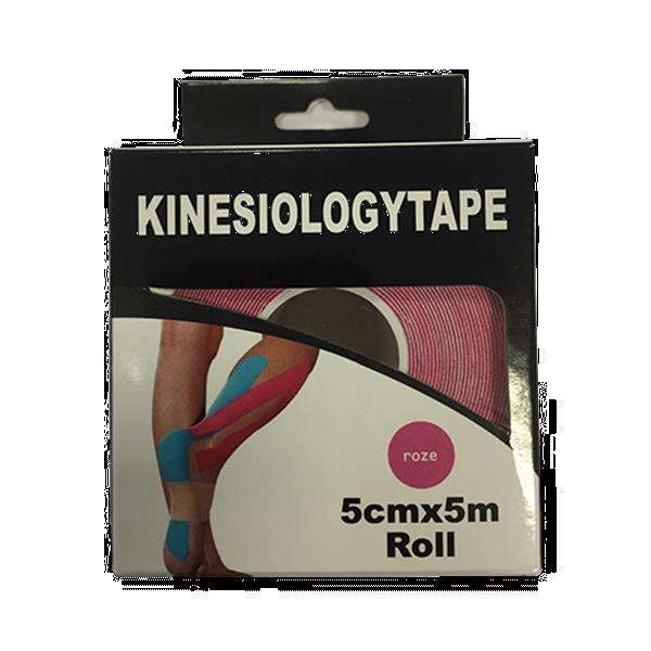 Grote foto kinesiologytape kleur roze diversen verpleegmiddelen en hulpmiddelen