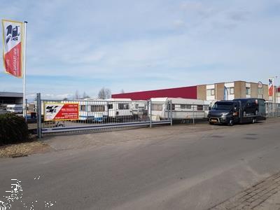 Grote foto gratis afvoer van uw oude toercaravan caravans en kamperen overige caravans en kamperen