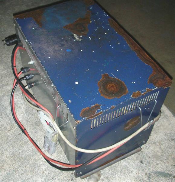 Grote foto acculader traktielader 230v 48 volt 1 fase doe het zelf en verbouw overige doe het zelf en verbouw