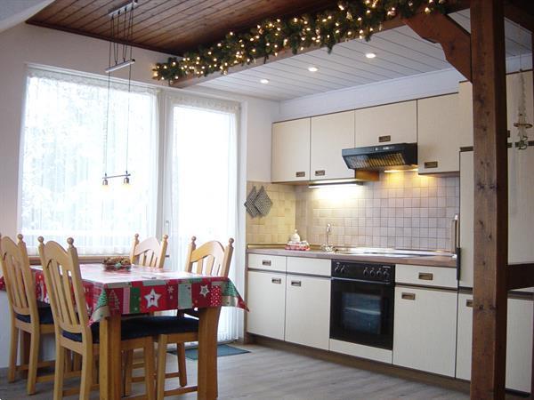Grote foto ferienhaus met 6 appartementen hoch sauerland. huizen en kamers bestaand europa
