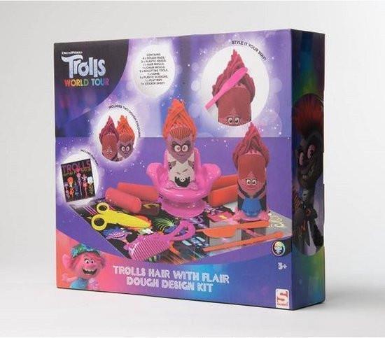Grote foto trolls world tour kapsalon kinderen en baby speelgoed voor jongens