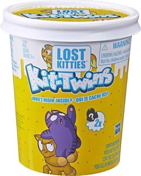 Grote foto lost kitties kit twins kinderen en baby speelgoed voor jongens
