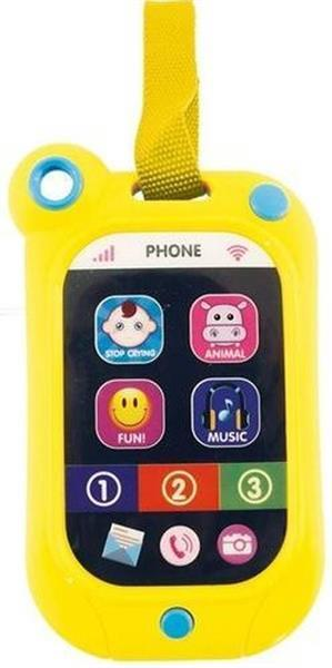 Grote foto bieco baby smart phone licht geluid zonder batterijen kinderen en baby babyspeelgoed