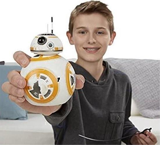 Grote foto star wars rip n go bb 8 speelgoed figuur kinderen en baby speelgoed voor jongens