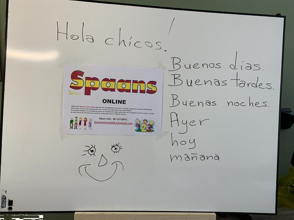 Grote foto spaanse les voor kinderen vanaf 4 jaar diensten en vakmensen bijles priv les en taalles
