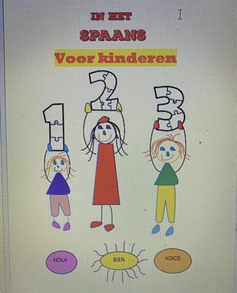 Grote foto spaans voor kids diensten en vakmensen bijles priv les en taalles