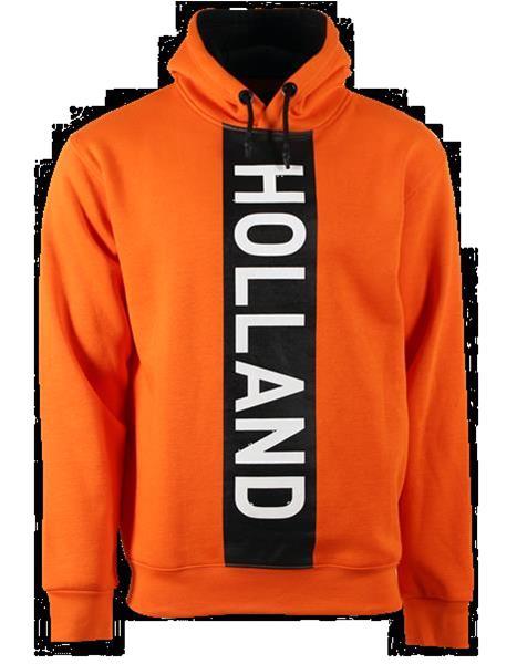 Grote foto fox originals hoodie met centraal holland geprint maat l kleding heren truien en vesten