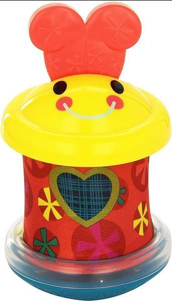 Grote foto playskool wiebel konijn kat of lieveheersbeestje voor babys kinderen en baby babyspeelgoed