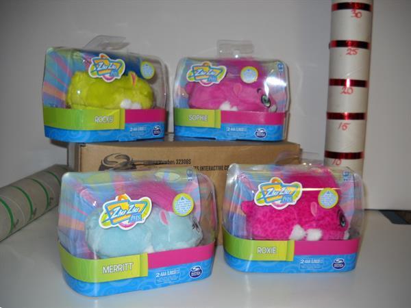 Grote foto 12 stuks zhu zhu pet hamster assorti kinderen en baby overige