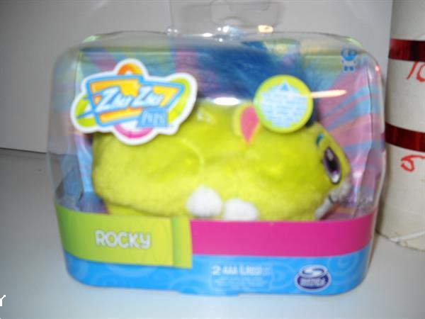 Grote foto 1 stuks zhu zhu pet hamster groen kinderen en baby overige