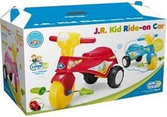 Grote foto loopfiets driewieler met trappers vanaf 18 maanden kinderen en baby los speelgoed