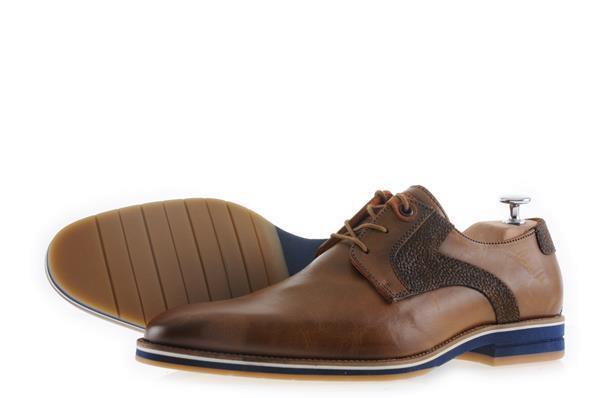 Grote foto braend veterschoenen maat 41 kleding heren schoenen