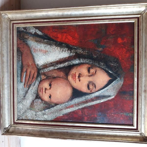Grote foto verzameling schilderijen en litho antiek en kunst klassiek