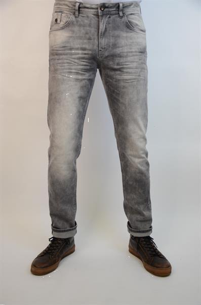 Grote foto m.o.d ricardo regular indiana grey kleding heren spijkerbroeken en jeans