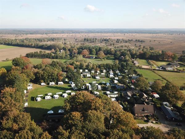 Grote foto camping veluwe fietsen wandelen arrangementen caravans en kamperen campings
