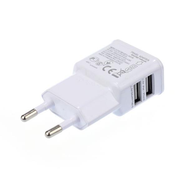Grote foto 5v 2a 2 poort stekker oplader plug adapter premium kwalite audio tv en foto algemeen