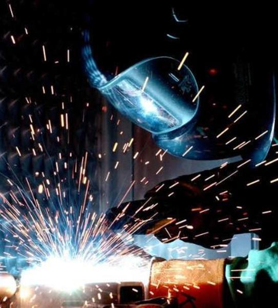 Grote foto lasser voor al uw las constructie werk. diensten en vakmensen metaalbewerking