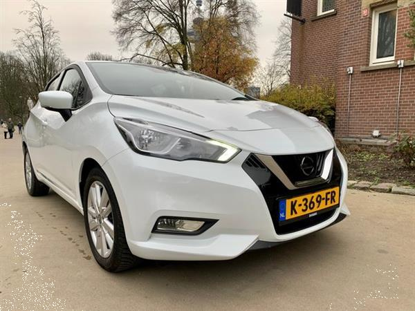 Grote foto nissan micra 1.0ig t n way 2019 74 kw 26000km auto nissan