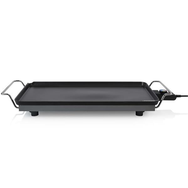 Grote foto princess tafelgrill chef classic 2500 w xxl zwart witgoed en apparatuur fornuizen