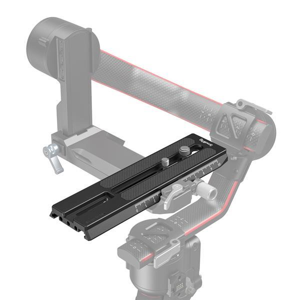 Grote foto smallrig 3031 extended quick release plate for dji rs 2 audio tv en foto algemeen