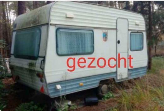 Grote foto gezocht caravans van 3.50 mtr. t m 5.00 mtr. caravans en kamperen caravans