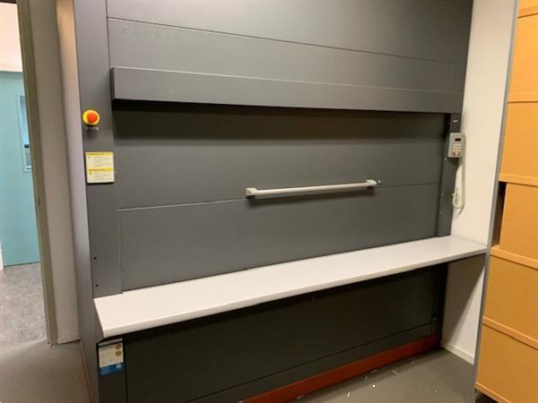 Grote foto bruynzeel rolkast en kardex archiefkasten zakelijke goederen kantoormeubilair en inrichting