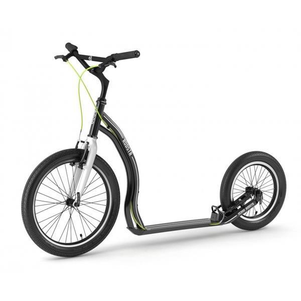 Grote foto yedoo rodstr 20 16 black showmodel fietsen en brommers steppen