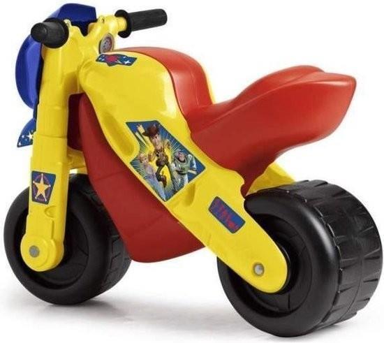 Grote foto motofeber 2 loopfiets toy story 4 met claxon kinderen en baby los speelgoed