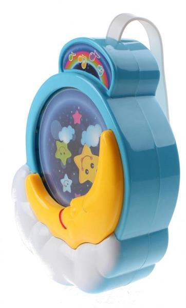 Grote foto baby muziekdoos dreamland moon kinderen en baby babyspeelgoed