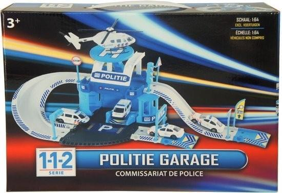 Grote foto 112 politie garage speelset kinderen en baby overige