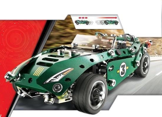 Grote foto meccano 5 modellenset roadster bouwset kinderen en baby overige