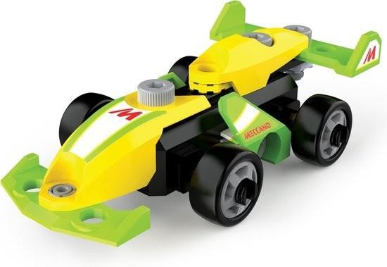 Grote foto meccano junior action builds racewagen kinderen en baby overige