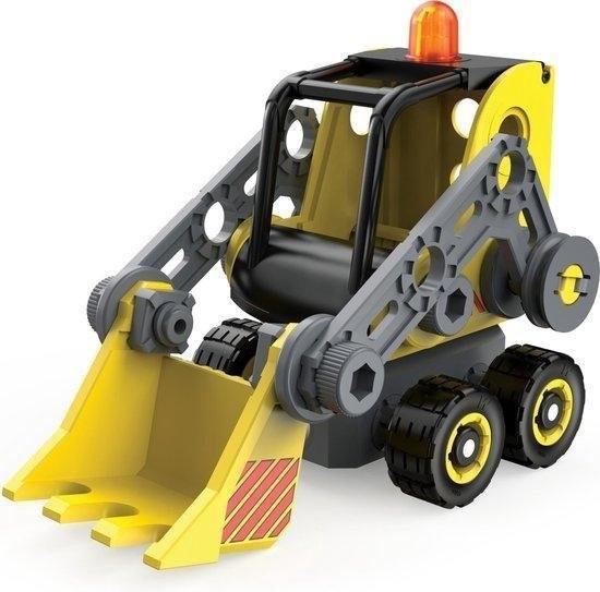 Grote foto meccano junior action builds bulldozer schranklader kinderen en baby overige