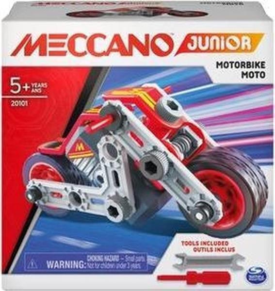Grote foto meccano junior action builds motor kinderen en baby overige
