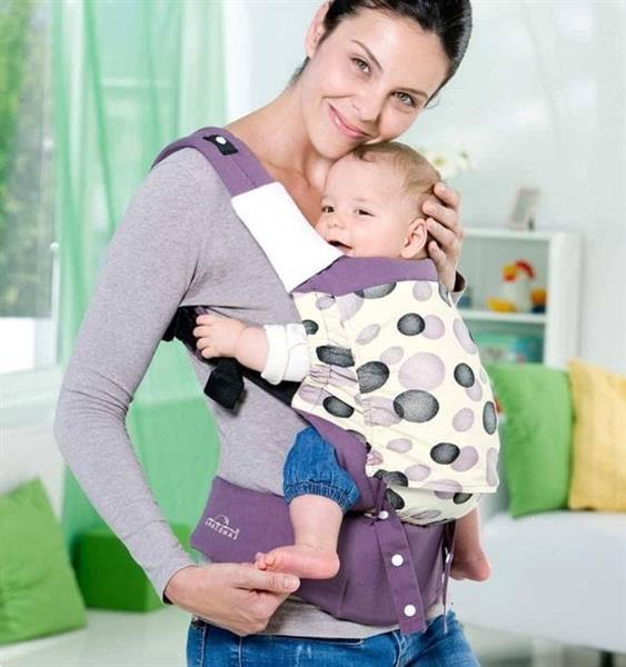Grote foto smart carrier blueberry kinderen en baby overige babyartikelen