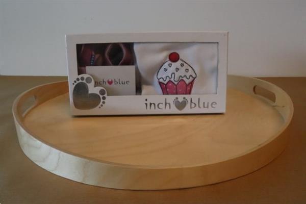 Grote foto kraam cadeau little cupcake kinderen en baby kraamcadeaus en geboorteborden