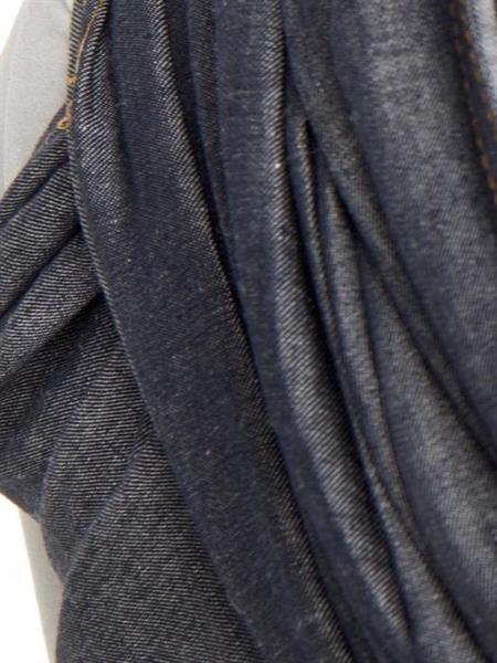 Grote foto bykay woven wrap deluxe dark jeans maat 6 kinderen en baby overige babyartikelen