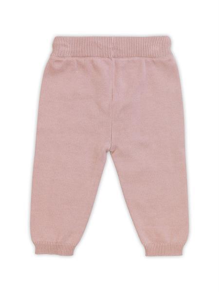 Grote foto broekje 62 68 pretty knit blush pink kinderen en baby overige