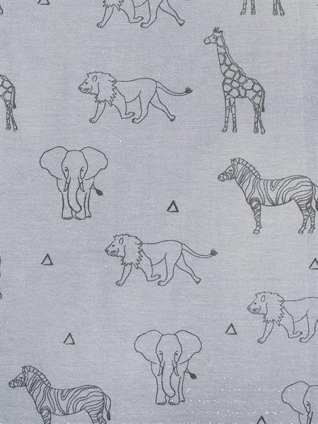 Grote foto broekje 50 56 safari grey kinderen en baby overige