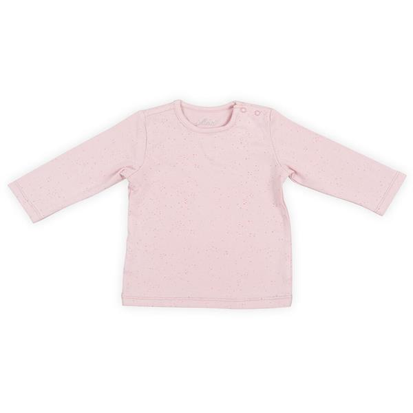 Grote foto shirt lange mouw 62 68 mini dots blush pink kinderen en baby overige