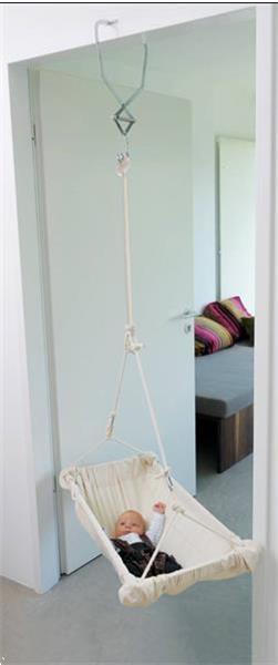 Grote foto amazonas deurklem voor hangwieg kinderen en baby babywiegjes en ledikanten