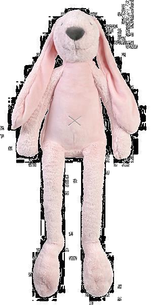 Grote foto giant pink rabbit richie kinderen en baby knuffels en pluche